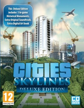 Cities Skylines (v 1.13.0-f8 + DLCs)