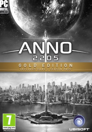 Anno 2205: Gold Edition [Update 3]