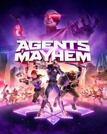 Agents of Mayhem (v 1.0.6 + DLCs)
