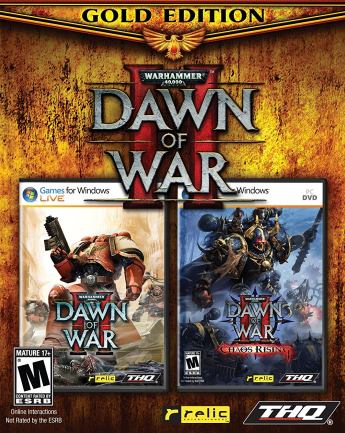Warhammer 40.000 Dawn of War 2 - Gold Edition