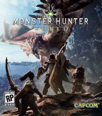 Monster Hunter World [build 166925]