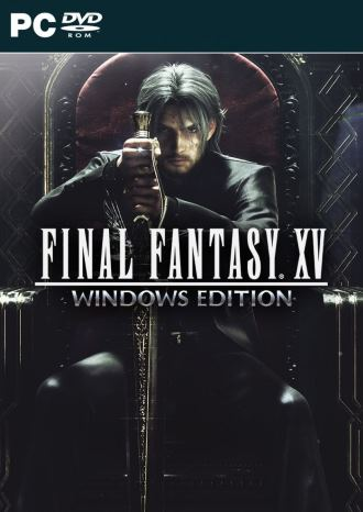 Final Fantasy XV (Build 1261414 + DLCs)