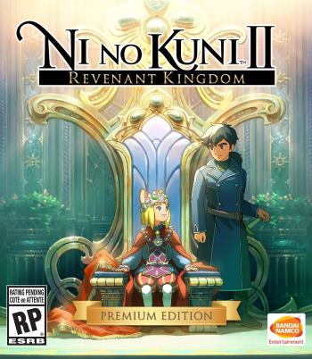 Ni no Kuni 2 Revenant Kingdom [v 4.00 + 7 DLC]