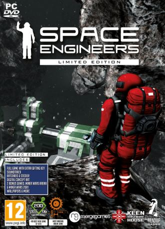 Space Engineers (v 1.195.018 + DLCs)