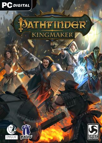 Pathfinder Kingmaker Definitive Edition (v 2.1.4 + DLCs)