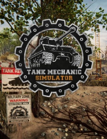 Tank Mechanic Simulator (v 1.1.0​)