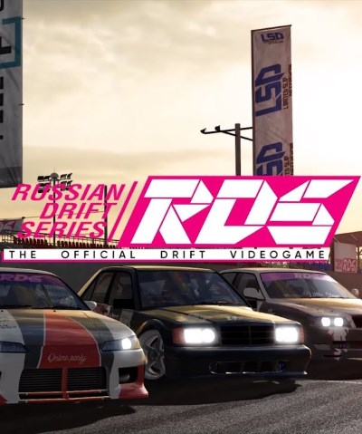 RDS The Official Drift Videogame (Update 125 Build 65+ 5 DLC)