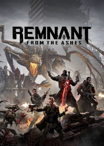Remnant From the Ashes (build 249276 + DLCs)
