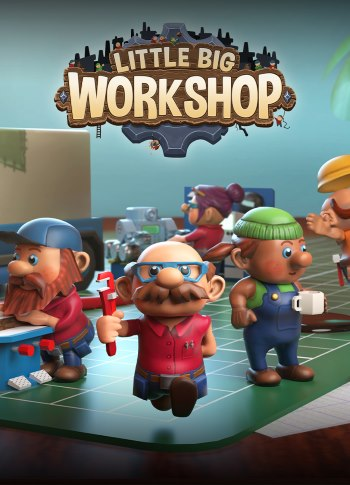 Little Big Workshop (v 1.0.13138)