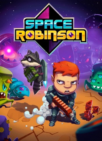 Space Robinson: Hardcore Roguelike Action (v 2.1)