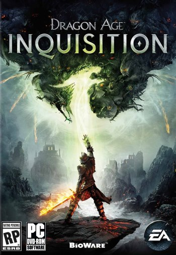 Dragon Age: Inquisition (v 1.12u12 + DLCs)