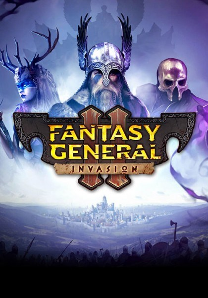 Fantasy General II Invasion (v 1.02.11096 + 2 DLC)
