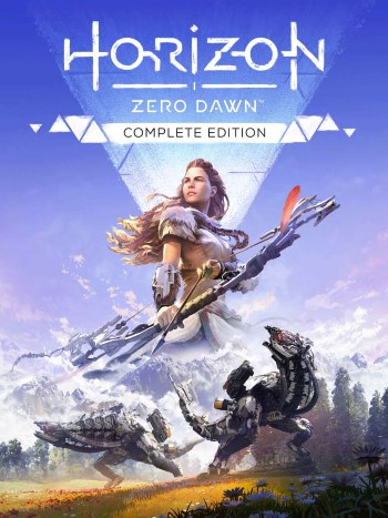 Horizon Zero Dawn (v 1.06 + DLCs)